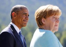 H αντίδραση Ομπάμα και Μέρκελ στην εκλογή Τραμπ - Τα δάκρυα, ο θυμός και το... παρατσούκλι - Κεντρική Εικόνα