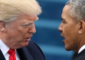 Σφοδρή σύγκρουση Ομπάμα - Τραμπ λίγες ημέρες πριν από τις ενδιάμεσες εκλογές - Κεντρική Εικόνα