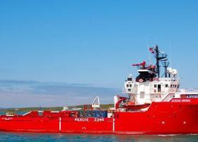 Νέα διάσωση μεταναστών στη Μεσόγειο από το Ocean Viking - Κεντρική Εικόνα