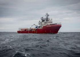 Ocean Viking: 356 μετανάστες παραμένουν επί 11 ημέρες στο πλοίο μεταξύ Μάλτας και Ιταλίας - Κεντρική Εικόνα