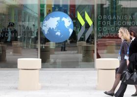 Επιβραδύνεται η ανάπτυξη στις χώρες του ΟΟΣΑ - Κεντρική Εικόνα