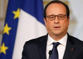 Ο πρόεδρος Ολάντ έφθασε στη Νίκαια - Κεντρική Εικόνα