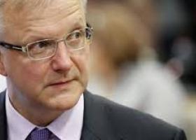 Όλι Ρεν: Η ΕΚΤ πρέπει να επανεξετάσει την πολιτική της - Κεντρική Εικόνα