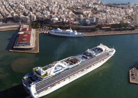 Νέος προβλήτας κρουαζιέρας εγκαινιάζεται τη Δευτέρα, στο λιμάνι του Πειραιά  - Κεντρική Εικόνα