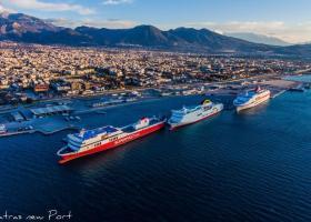 Το λιμάνι της Πάτρας έχει ιδιαίτερη σημασία για την οικονομία και την ανάπτυξη της περιοχής - Κεντρική Εικόνα