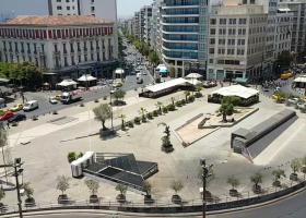 Έργα αποκατάστασης της πλατείας Ομόνοιας ξεκινά ο δήμος Αθηναίων - Κεντρική Εικόνα