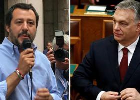 Κίνημα Πέντε Αστέρων: Η συνάντηση Ορμπάν-Σαλβίνι δεν θα έχει θεσμικό χαρακτήρα - Κεντρική Εικόνα
