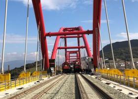ΕΡΓΟΣΕ: Ολοκληρώθηκε η σιδηροδρομική γραμμή Αθήνα-Θεσσαλονίκη - Κεντρική Εικόνα