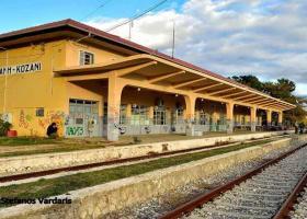 Στο δήμο Κοζάνης παραχωρείται η έκταση του τοπικού σταθμού ΟΣΕ - Κεντρική Εικόνα