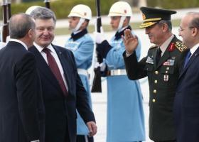 Το Κίεβο επιδιώκει μακροπρόθεσμη εμπορική συνεργασία με την Άγκυρα - Κεντρική Εικόνα