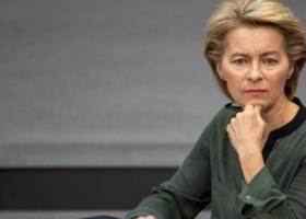 Ούρσουλα φον ντερ Λάιεν: Δεν θέλουμε ένα σκληρό Brexit - Κεντρική Εικόνα