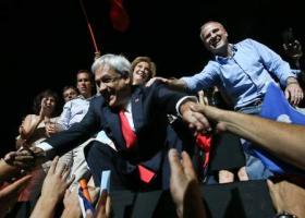 Χιλή: Καθαρή νίκη για τον συντηρητικό Σεμπαστιάν Πινιέρα  - Κεντρική Εικόνα