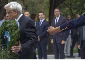 Παυλόπουλος από Καλάβρυτα: Δεν ξεχνάμε, ποτέ ξανά! - Κεντρική Εικόνα