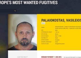 Σε... αγγελία της Europol φιγουράρει o καταζητούμενος Β.Παλαιοκώστας (photo) - Κεντρική Εικόνα