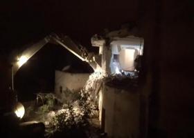 Ο ισραηλινός στρατός συνεχίζει τις παράνομες κατεδαφίσεις σπιτιών Παλαιστινίων - Κεντρική Εικόνα
