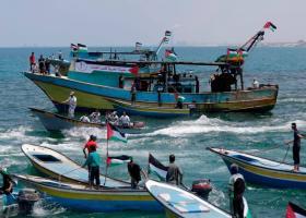Λωρίδα της Γάζας: Ισραηλινά σκάφη αναχαίτισαν παλαιστινιακό αλιευτικό - Κεντρική Εικόνα