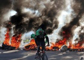 Άγριες συγκρούσεις στη Δ. Όχθη: Ένας Παλαιστίνιος νεκρός, δύο σε κρίσιμη κατάσταση - Κεντρική Εικόνα