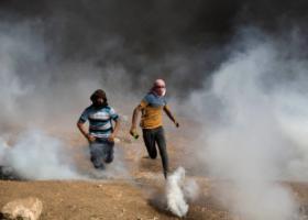 Παλαιστίνιος διασώστης σκοτώθηκε από ισραηλινά πυρά κατά τη διάρκεια συγκρούσεων - Κεντρική Εικόνα