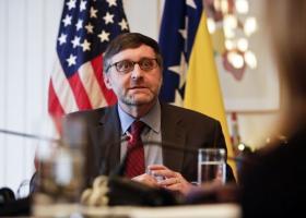 Μ. Πάλμερ: Η Ρωσία επιθυμεί αβεβαιότητα και ταραχές στα Δυτικά Βαλκάνια - Κεντρική Εικόνα