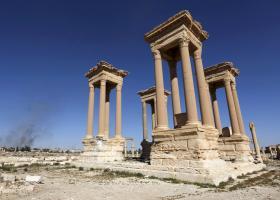 Αγαλματίδια ανεκτίμητης αξίας από την Παλμύρα εντοπίστηκαν στα Γλυκά Νερά - Κεντρική Εικόνα