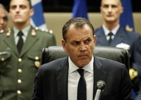Παναγιωτόπουλος: Θα διασφαλίσουμε δια της αποτρεπτικής ισχύος των ενόπλων δυνάμεων μας ότι η πατρίδα είναι ασφαλής - Κεντρική Εικόνα