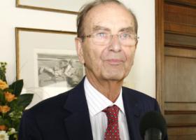 Πέθανε ο εφοπλιστής Περικλής Παναγόπουλος - Κεντρική Εικόνα