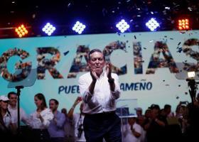 Παναμάς: Ο σοσιαλδημοκράτης Λαουρεντίνο «Νίτο» Κορτίσο νέος πρόεδρος - Κεντρική Εικόνα