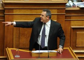 Καμμένος: Παραίτηση βουλευτών για να μην περάσει η συμφωνία των Πρεσπών - Κεντρική Εικόνα