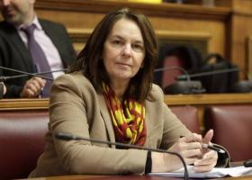 Παπανάτσιου: Στόχος της κυβέρνησης είναι να τεθούν τα θεμέλια για την δίκαιη ανάπτυξη - Κεντρική Εικόνα