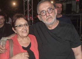 Η Α. Παπαρήγα και ο Θ. Μικρούτσικος στο ψηφοδέλτιο Επικρατείας του ΚΚΕ - Κεντρική Εικόνα