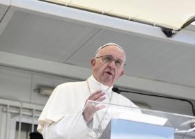 Ο πάπας Φραγκίσκος χαιρέτισε τη συνάντηση Τραμπ-Ουν στη Β. Κορέα - Κεντρική Εικόνα