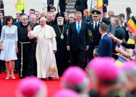 Επίσκεψη του Πάπα Φραγκίσκου στη Ρουμανία - Κεντρική Εικόνα