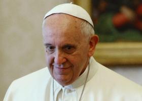 Ο Πάπας Φραγκίσκος δωρίζει 100.000 ευρώ για τους μετανάστες - Κεντρική Εικόνα