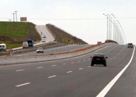 Διακοπή κυκλοφορίας στη νέα εθνική οδό Αθηνών - Θεσσαλονίκης - Κεντρική Εικόνα