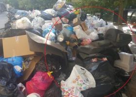 Independent: Κρίση σκουπιδιών στην Κέρκυρα - Κεντρική Εικόνα