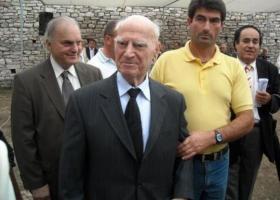 Πέθανε ο Στυλιανός Πατακός, σε ηλικία 104 χρόνων - Κεντρική Εικόνα
