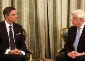 Παυλόπουλος: Δεν πρόκειται να δεχθούμε αυθαίρετες ερμηνείες της συμφωνίας των Πρεσπών - Κεντρική Εικόνα