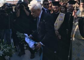 ΠτΔ από την Κύπρο: Ως έθνος ξέρουμε πια καλά πως τα μεγάλα και σημαντικά τα επιτύχαμε ενωμένοι - Κεντρική Εικόνα