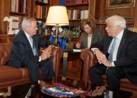 Παυλόπουλος: Να υπερασπιστούμε τις αρχές της ειρήνης, της δικαιοσύνης και της δημοκρατίας - Κεντρική Εικόνα