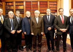 Παυλόπουλος: Η μικρομεσαία επιχείρηση «ραχοκοκαλιά» της ελληνικής οικονομίας - Κεντρική Εικόνα
