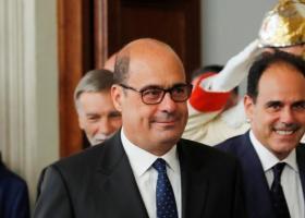 Ιταλία: Ξανάρχισαν οι διαπραγματεύσεις μεταξύ M5S και PD για τον σχηματισμό κυβέρνησης - Κεντρική Εικόνα