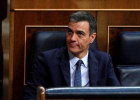 Ισπανία: Σε αναζήτηση συμμάχων για την πρωθυπουργία ο Σάντσεθ - Συναντήσεις με Podemos, Λαϊκό Κόμμα και Ciudadanos - Κεντρική Εικόνα