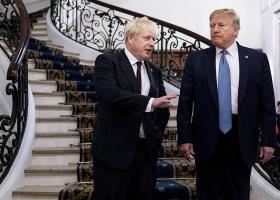 Τζόνσον: «Δύσκολο» το σχέδιο Τραμπ για άμεση εμπορική συμφωνία μετά το Brexit - Κεντρική Εικόνα