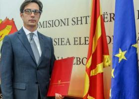 Ο Στέβο Πεντάροφσκι ορκίστηκε πρόεδρος της Βόρειας Μακεδονίας - Κεντρική Εικόνα