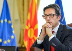 Πενταρόφσκι: Να επιταχυνθεί η ευρωπαϊκή πορεία της Βόρειας Μακεδονίας - Κεντρική Εικόνα