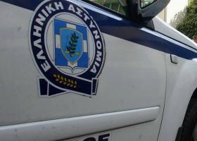 Περιπολικό πήρε φωτιά εν κινήσει στην Αττική Οδό - Κεντρική Εικόνα