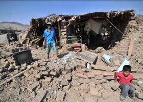 Περού: Τουλάχιστον ένας νεκρός και 11 τραυματίες από τον ισχυρό σεισμό  - Κεντρική Εικόνα