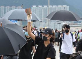 Χονγκ Κονγκ: Διαδηλωτές προσπάθησαν να αποκλείσουν την πρόσβαση στο αεροδρόμιο - Κεντρική Εικόνα