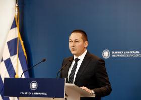Πέτσας: Θετική ενέργεια η απόφαση Ερντογάν για αποκλιμάκωση της έντασης - Κεντρική Εικόνα