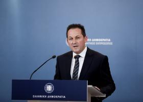 Πέτσας: Η κυβέρνηση βγάζει από την πλάτη φορολογουμένων δυσβάσταχτα βάρη - Κεντρική Εικόνα
